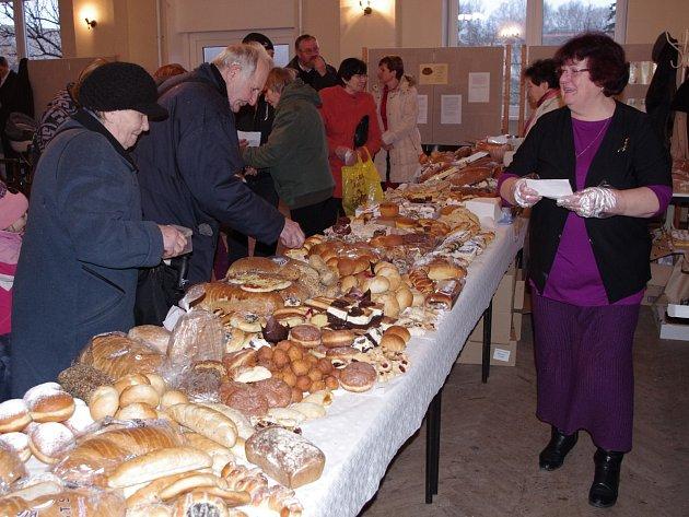 Tasovice hostily patnáctou pekařskou pouť.