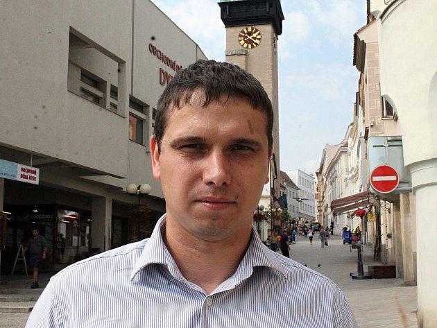 Bývalý ředitel Znojemské Besedy Dušan Varga.