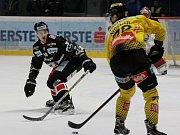 Hokejisté Znojma hostili v rámci 36. kola mezinárodní soutěže EBEL rakouskou Vídeň.