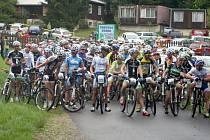 Cyklistický závod Lahofer Author cup vyhrál Jiří Friedl, který s časem 1:41:24,82 jen o dvě vteřiny předjel svého soka Jana Jobánka. Hlavního závodu se zúčastnilo dvanáct kategorií s celkem 229 závodníky.