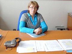 Třiačtyřicetiletá starostka Dana Jarolímová vede Jamolice třetím rokem.
