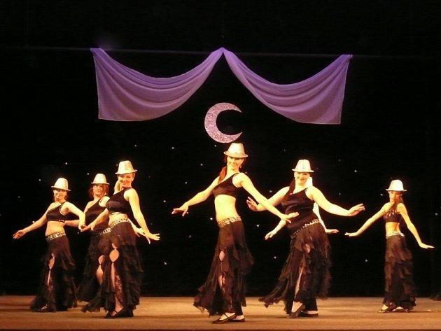 Lenka Andersová dovedla břišní tanečnice k titulu mistryň republiky.