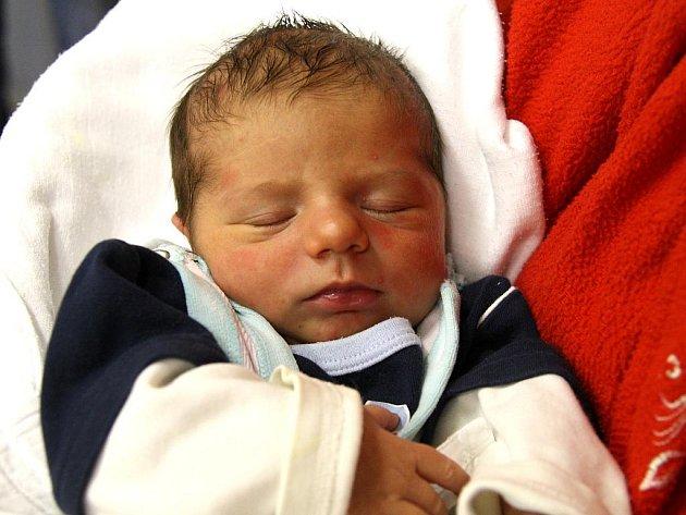 Michael Doubek, 51cm, 4050g, 5.11.2010, Znojmo