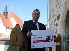 Bývalý znojemský starosta Petr Nezveda.