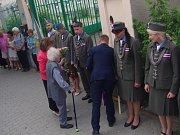 Sto páté výročí narození výsadkáře a válečného hrdiny Jana Kubiše si připomněli lidé ve Znojmě.