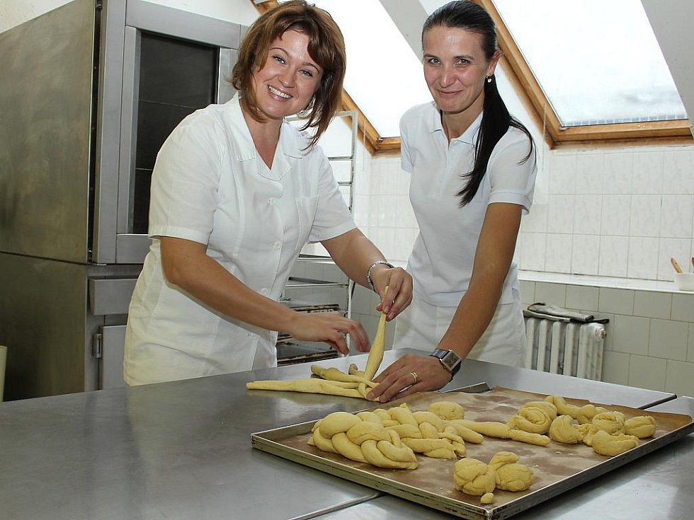 Oborový den zaměřený na potravinářství ve Znojmě.