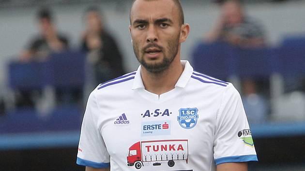 Fotbalista Libor Žondra.