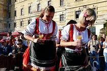 Sobota: Znojmo slavilo Burčákfest