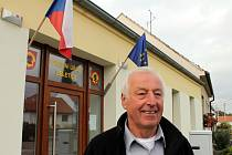 Starosta Želetic Miroslav Bazal.