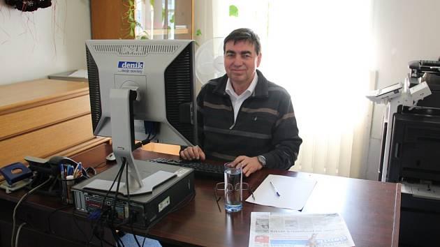 Petr Firbas.