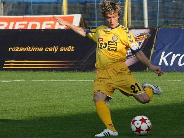 Jan Šilinger bilancuje rok v jihlavském dresu.