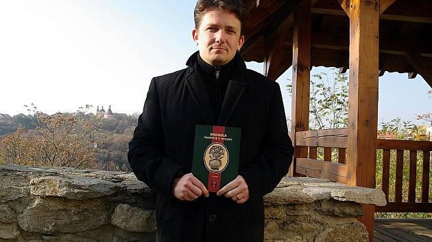 Historik Jiří Kacetl.