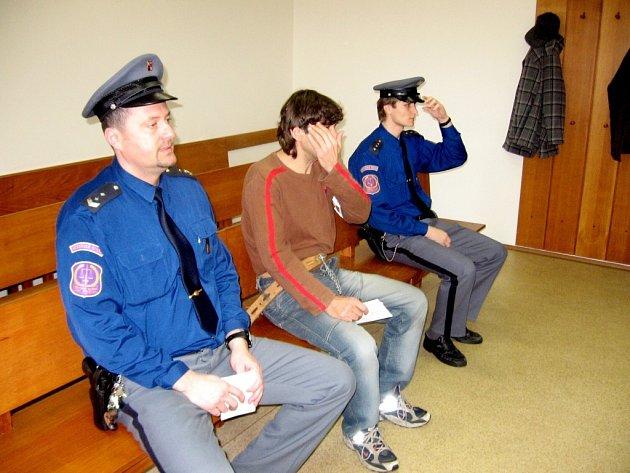 Stanislav Nohava  u soudu
