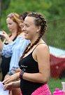 Taneční tábor zaměřený na orientální tanec pořádalo Středisko volného času ve Znojmě.