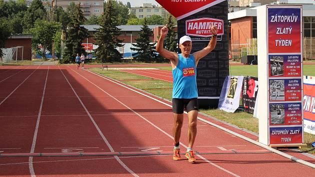 Sportovec Ivan Januška se zúčastnil v roce 2019 více než třiceti závodů. Ve všech opanoval svou kategorii. Foto: archiv Ivana Janušky
