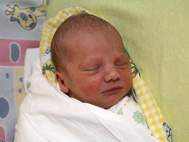 Petr Němeček, 50cm, 2910g, 3.5.2010, Borotice