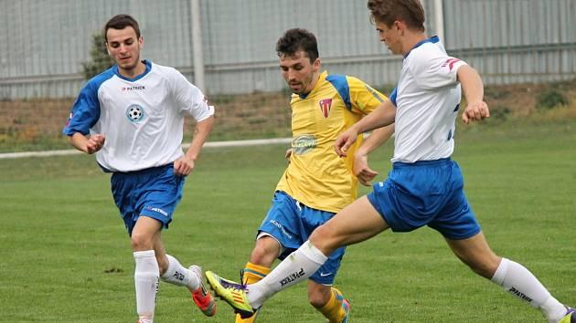 Fotbalisté Tasovic udolali doma silného soupeře z Polné 1:0.