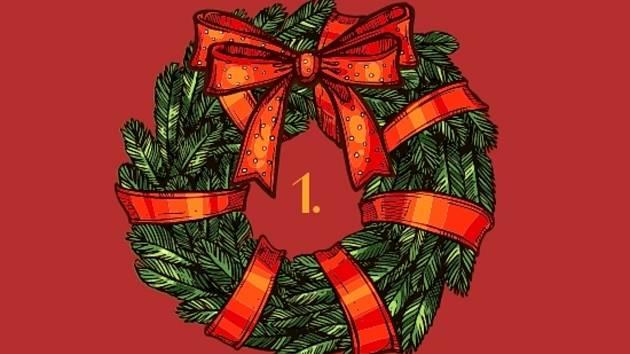 Originální adventní kalendář Jihomoravského muzea ve Znojmě prozradí zvyky Vánoc.