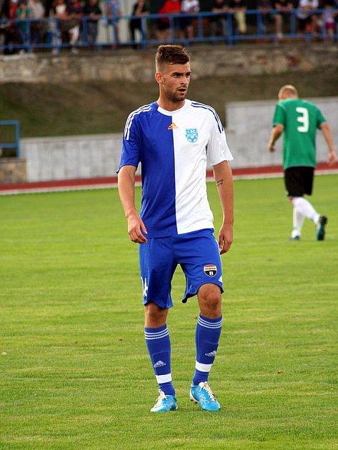 Fotbalista Václav Vašíček zůstává v dresu Znojma.