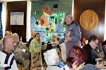 Setkání milovníků turistiky a cestování  Cesty 2011.