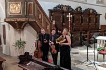 Z prvního ročníku Silberbauerova hudebního Podyjí.