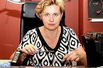 Iveta Hlobilová.