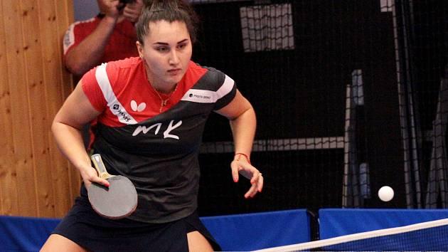 Moravskokrumlovské stolní tenistky budou v novém ročníku extraligy nastupovat ve dvou týmech.