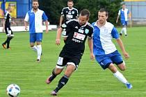Divizní Slavoj Polná na druholigové Znojmo nestačil. Podlehl mu 0:3.
