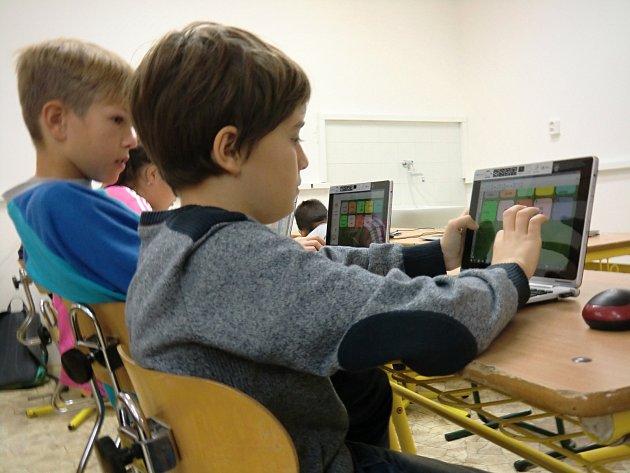 Žáci základních škol. Ilustrační foto.