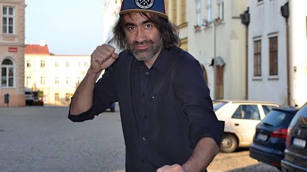 Režisér Jakub Kohák bavil hosty vysokoškolského klubu Harvart.