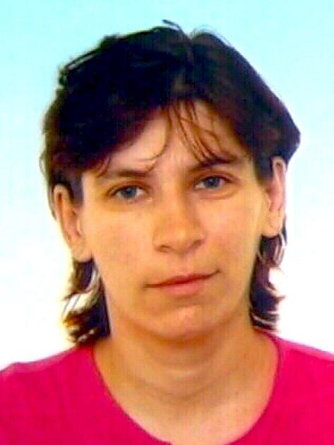 Pohřešovaná Ivana Černá