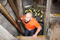 Už potřetí se konalo běžecké klání Extreme 790 ve výběhu na znojemskou radniční věž.