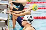 Plovárna ve znojemské Louce hostila druhou zářijovou neděli Velkou cenu města Znojma v plavání.