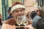 Program Znojemského historického vinobraní pokračoval i v sobotu.