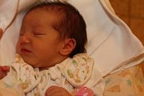 Sára Elezi, 49cm, 2960g, 28.10.2009, Znojmo