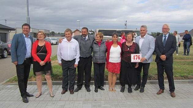 Další klienti se z Břežan stěhují do chráněného bydlení v Šanově