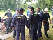Sboru dobrovolných hasičů  v Blížkovicích