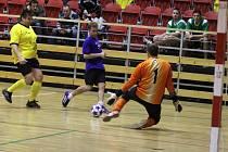 Futsalový turnaj Slimák Cup ve Znojmě.