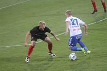 Znojemští fotbalisté prohráli s Opavou 0:3.