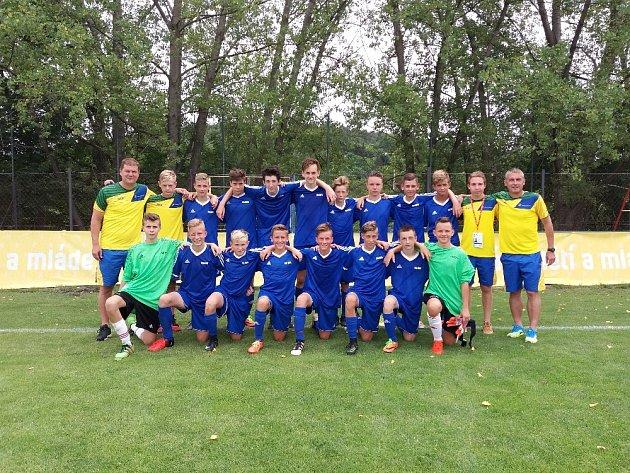 Jižní Morava prošla základní skupinou bez zaváhání a hladce zvítězila i ve čtvrtfinále. Ztroskotala až v semifinále, kde 1:2 po penaltách podlehla Olomouckému kraji. V boji o třetí místo pak porazila 2:1 Moravskoslezský kraj.