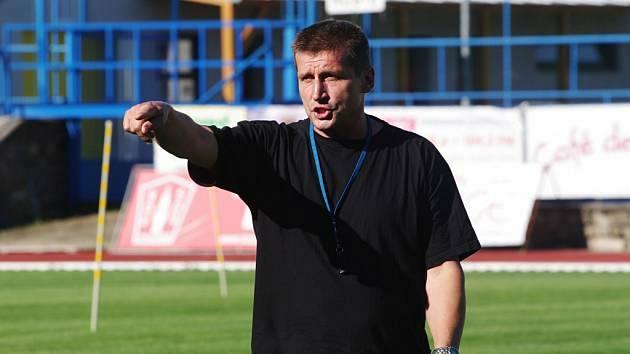 Nový trenér FC Moravský Krumlov Bohumil Smrček dříve trénoval i prvoligovou Zbrojovku Brno či druholigové Znojmo.