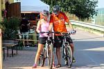 Tisíce turistů zavítaly do vesnic v okolí Znojma na Vinařské t(r)ipy. Někteří přijeli na kole...