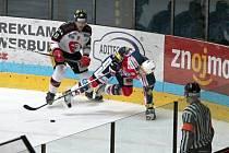 Orli prohráli v přípravném zápase s Pardubicemi 1:5.