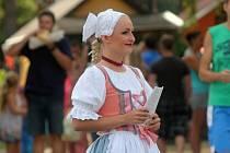 Již popatnácté uspořádaly Vinné sklepy Lechovice tradiční akci na pláži vranovské přehrady.