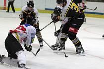 Orli třímají na svých hokejkách cenný skalp. Včera si na svém ledě lehce poradili s Vídní. Soupeře z EBEL ligy, který do Znojma nepřijel s kompletním kádrem, porazili Orli vysoko 8:3.