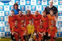 Milan Samek (zcela vlevo) se stal novým členem OFS Znojmo. Na starost má mládež.