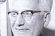 Skladatel Karel Horký.
