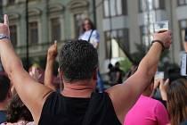 Ve Znojmě se konal čtvrtý ročník Pivních slavností.