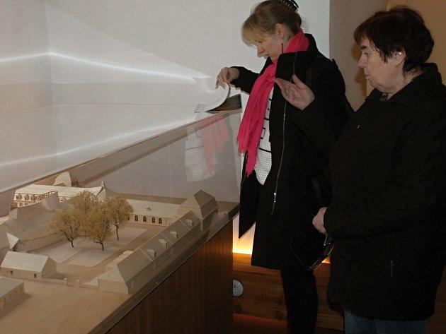 Správci miroslavského zámku si neodpočinou ani přes zimu. Památka má celoroční provoz.