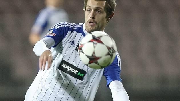 Fotbalista Jan Mudra.